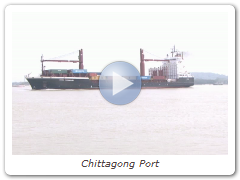 Chittagong Port